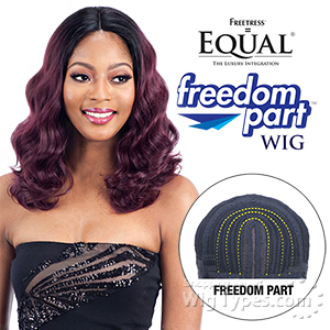 Freetress Equal Synthetic Freedom Part Wig - FREEDOM PART 103