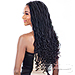 Freetress Equal Synthetic Lace Part Braid Wig - GORGEOUS LOCS