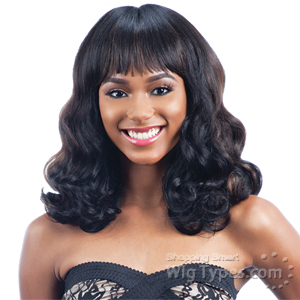 Freetress Equal Synthetic Hair Wig - Green Cap 012