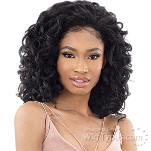 Freetress Equal Synthetic Half Wig - DRAWSTRING FULLCAP - NATURAL ROD SET 2