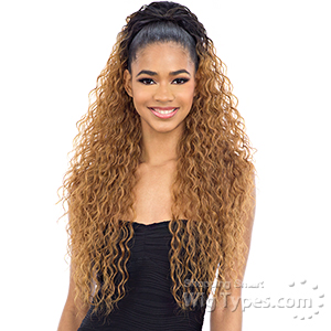 Freetress Equal Synthetic Drawstring Ponytail - CRUSH GIRL 30
