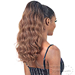 Freetress Equal Natural Me Synthetic Drawstring Ponytail - NATURAL LOOSE WAVE
