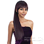 Freetress Equal Drawstring Ponytail - YAKY STRAIGHT 2PCS (china bang)