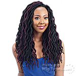 Freetress Synthetic Braid - 2X LARGE SOFT WAVY FAUX LOC 16