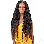 Freetress Synthetic Braid - 2X NITA DISTRESSED GORGEOUS LOC 26