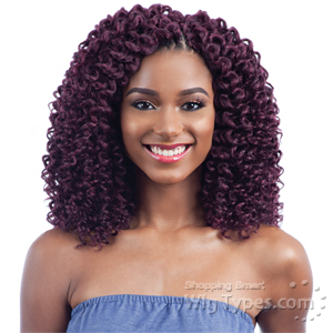 Freetress Synthetic Braid - 2X SOFT BABY CURL