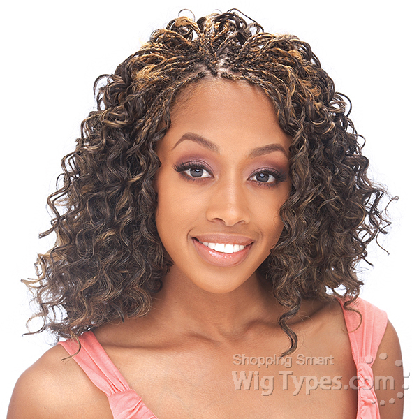 Crochet Braid Synthetic Braid Freetress Sensationnel