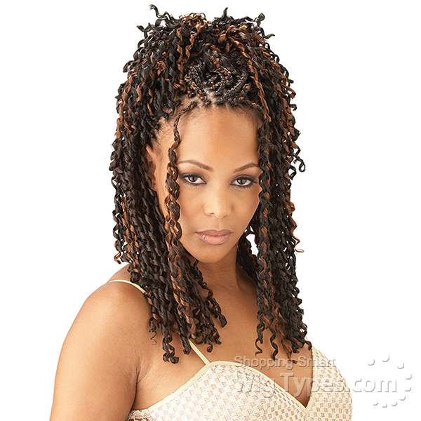 Freetress Crochet Hair Gogo Curl : Freetress Gogo Curl Crochet Braids with Hair