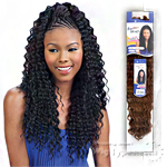 Freetress Synthetic Braid - ARUBA CURL BRAID 20