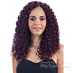 Freetress Synthetic Braid - BEACH CURL 12