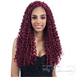 Freetress Synthetic Braid - BEACH CURL 18
