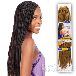 Freetress Synthetic Braid - MEDIUM BOX BRAIDS
