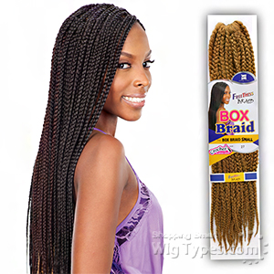 Freetress Synthetic Braid - SMALL BOX BRAIDS