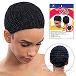 Freetress Braided Cap (Finished Braided Pattern on a Cap)