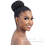 Freetress Equal Synthetic Bun - CHURRO (Dome)