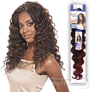 Freetress Synthetic Braid - COZY DEEP 20