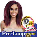 Freetress Synthetic Braid - 2X PRE-LOOP CROCHET YAKY 10