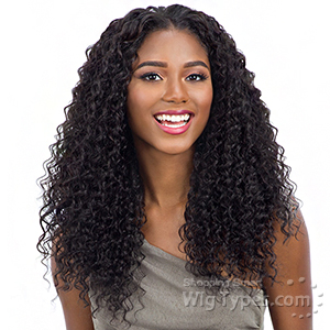 Freetress Synthetic Oval Part Crochet Wig - DEEP TWIST
