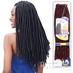 Freetress 100% Handmade Synthetic Braid - FAUX LOC 18