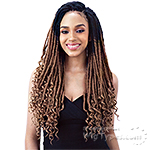 Freetress Synthetic Braid - GYPSY GODDESS LOC 20