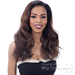 Freetress Equal Synthetic Half Wig - DRAWSTRING FULLCAP - POLY GIRL