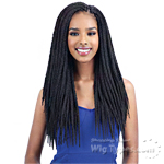 Freetress Synthetic Braid - FOUR STRAND SENEGAL TWIST