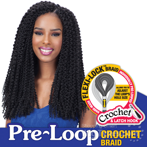 Crochet Hair With Loop : Pre Loop Crochet Hair hnczcyw.com
