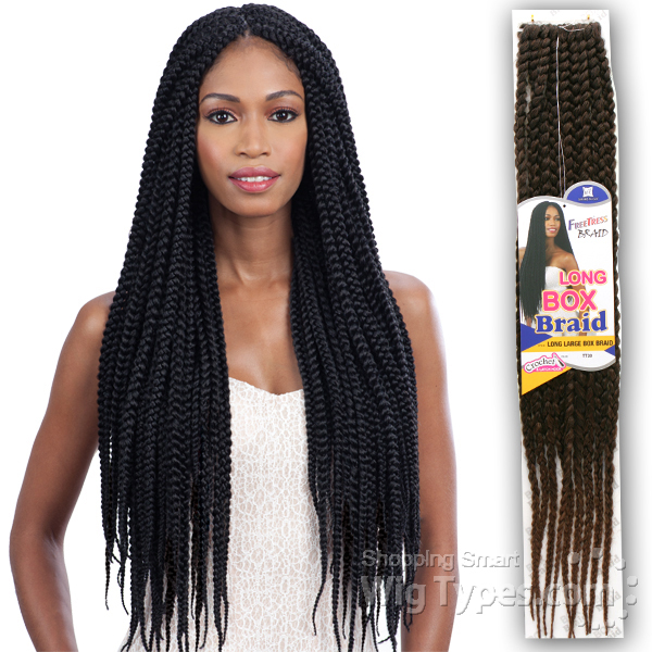 Benefits Of Crochet Box Braids : Freetress Crochet Micro Senegalese Twist Hair Black Hairstyle and ...