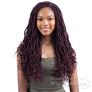 Freetress Synthetic Braid - GODDESS (GORGEOUS) LOC 18