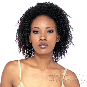 Freetress Synthetic Half Wig - DRAWSTRING FULLCAP - JAMAICAN GIRL