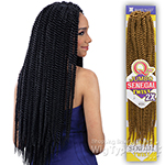 Freetress Synthetic Braid - QUE JUMBO SENEGAL TWIST 2X