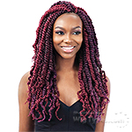 Freetress Synthetic Braid - LARGE SPRING TWIST 18