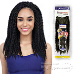 Freetress Synthetic Braid - PIXEL BRAID 12