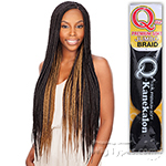 Freetress Synthetic Braid - QUE PREMIUM SOFT JUMBO BRAID