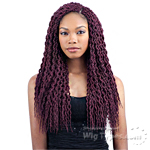 Freetress Synthetic Braid - CURLY SENEGAL TWIST