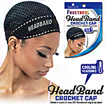 Freetress HEADBAND CROCHET CAP