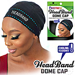 Freetress HEADBAND DOME CAP