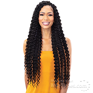 Freetress Synthetic Braid - DEEP TWIST EXTRA LONG