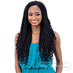 Freetress Synthetic Braid - STRAIGHT GODDESS LOC 18