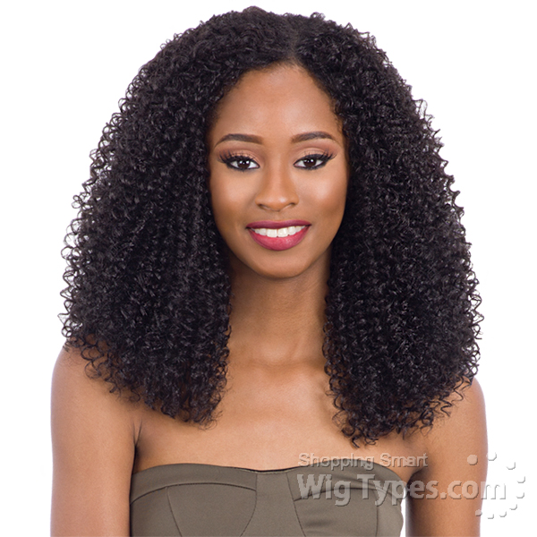 Freetress Synthetic Oval Part Crochet Wig Water Wave
