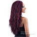 Freetress Synthetic Braid - WAVY SENEGALESE TWIST 18
