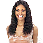 Shake n go Girlfriend 100% Virgin Human Hair HD Lace Front Wig - DEEP WAVER 20