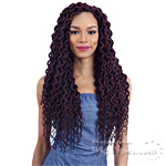 Model Model Glance Synthetic Braid - 2X LARGE SOFT CURLY FAUX LOC 20