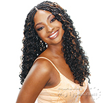 Model Model Glance Synthetic Braid - CIRCLE CURL