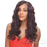 Model Model Glance Synthetic Braid - DEEP SWIRL