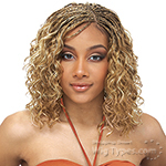 Model Model Glance Synthetic Braid - ITALIAN CURL
