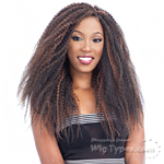 Model Model Glance Synthetic Braid - KINKY BRAZILIAN CURL