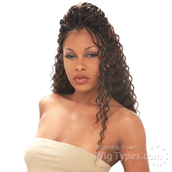... Braid Human Hair Blend Braid Freetress Que by Milky Way
