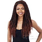 Model Model Synthetic Braid - 2X PASSION TWIST 18