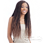Model Model Glance Synthetic Braid - SENEGALESE TWIST SMALL